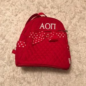 Handbags - AOII Mini Backpack